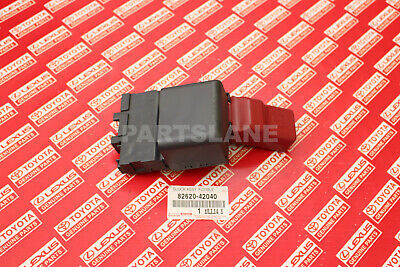 8262048140 Genuine Toyota BLOCK ASSY FUSIBLE LINK 82620-48140