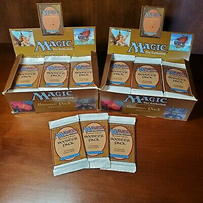Magic the Gathering Revised / 3rd Edition Booster Pack x1 Factory Sealed