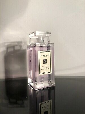 New Sealed Jo Malone Red Roses Bath Oil 30ml Made In England