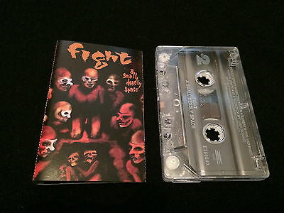 Fight A Small Deadly Space Usa Cassette Tape Judas Priest