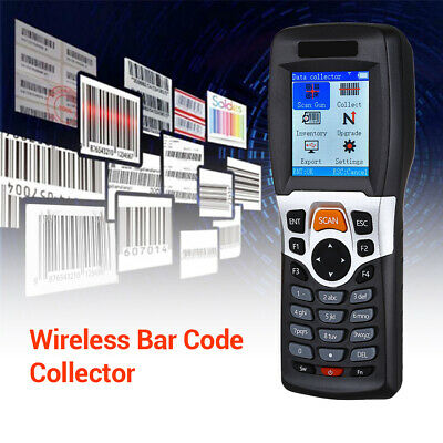 Handheld Inventory Data Terminal Collector Wireless & Wired Barcode Scanner PDT