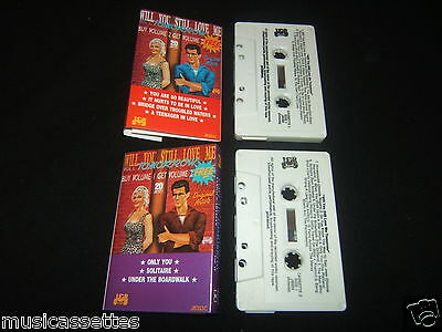 Will You Still Love Me Tomorrow Aussie Cassette Tape Various Artists Compilation