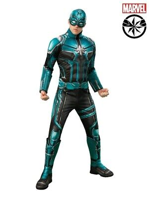 Captain Marvel Yon Rogg Deluxe Adult Costume Rubies
