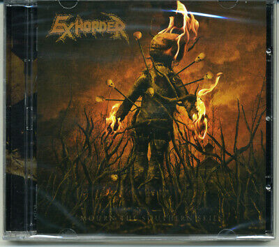 "Exhorder ""Mourn The Southern Skies"" 2019, CD jewel case Sealed"