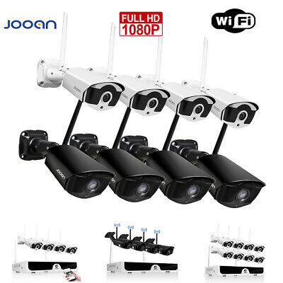 JOOAN 1080P Wireless WIFI Security Camera Outdoor Replacement Only for TC-734NVR