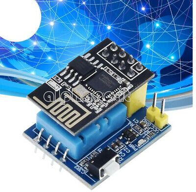 ESP8266 DHT11 ESP-01/01S Temperature & Humidity WIFI Wireless Transceiver Module