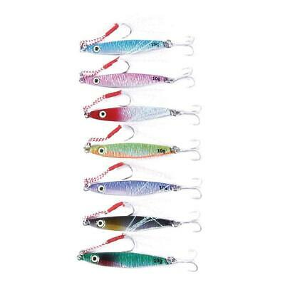 Fishing Lure Bait Hooks Artificial Plastic Simulation 3D Eyes Minnow For Sea