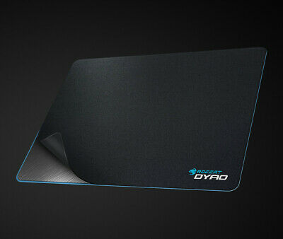 ROCCAT® Dyad Steel-reinforced Cloth Gaming Mousepad