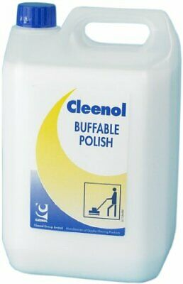 Cleenol 041642x 5buffable floor polish (6lw)