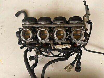 Yamaha R6 5Sl 2003 2004 03 04 Throttle Bodies Injectors
