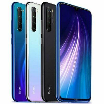 Xiaomi Redmi Note 8 64GB 4GB RAM GSM Unlocked Global Version (NEW)