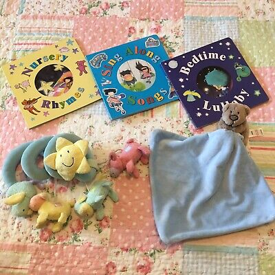 Big Colourful Baby Toy Bundle, Bright Baby Toddler Toys #5