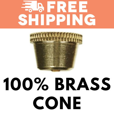 Cone Pieces Brass cone Piece metal smoking pipe bong pipe water pipe Bonza