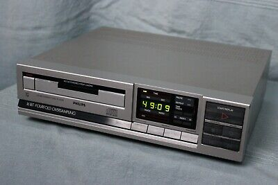Philips CD-160    CD-Player  *****   TDA1541