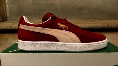 PUMA BASKET SUEDE Classic Natural Warmth Hommes Chaussures