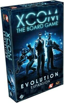 XCOM: The Board Game Evolution Expansion Fantasy Flight Games BRAND NEW ABUGames