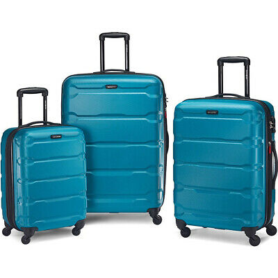 Samsonite Omni Hardside Luggage Set NEST (SP20/24/28) Caribbean Blue 68311-2479