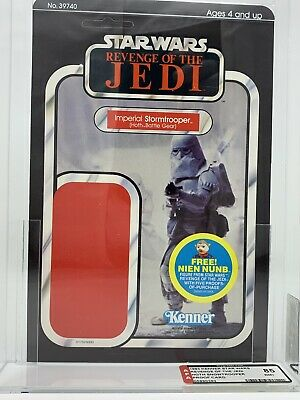Star Wars Revenge of the Jedi proof - Imperial Stormtrooper (Hoth) AFA 85