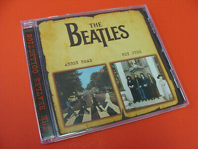 The Beatles Abbey Road + Hey Jude CD Maximum Russian Import