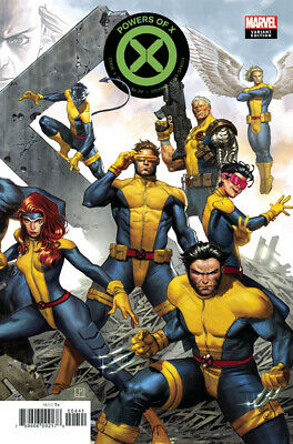 X-Men Marvel POWERS OF X #4 (OF 6) MOLINA CONNECTING VARIANT JUL190872 NM NEW