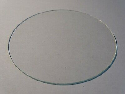 One Glass Flat Glasses Lens for Alarm Clock Clock Diameter 97,50 MM