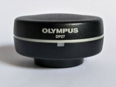 Olympus Microscope DP27 Camera 5 Mpx, 2/3 inch, CCD in Excellent Condition!