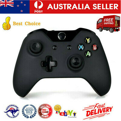 Wireless Bluetooth Game Controller Gamepad PC Windows for Microsoft Xbox One AU
