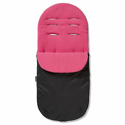 Footmuff Cosy Toes Compatible with Cosatto Woosh Red