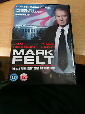 Mark Felt: The Man Who Brought Down the White House [DVD] 2018
