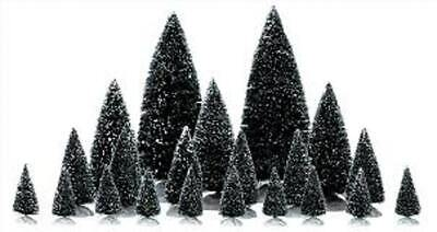 Lemax 21piece Pine Trees