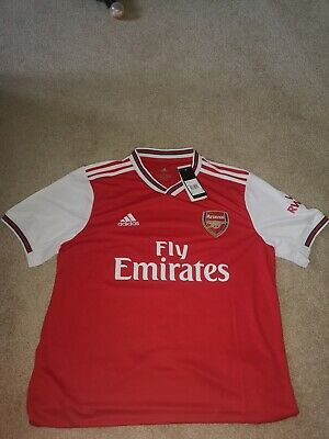 Arsenal Home Shirt 2019/20 Aubameyang size large Brand new with tags