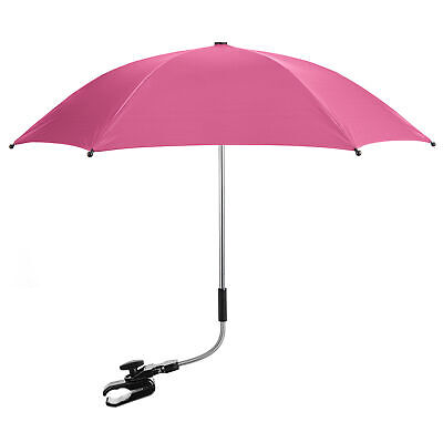 Baby Parasol Compatible with Cosatto Wow - Hot Pink