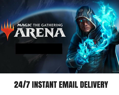 Throne of Eldraine MTG Arena 6 boosters Code Email Delivery