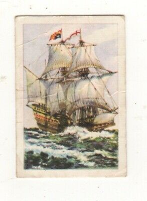 Australian Licorice card - The Mayflower 1621