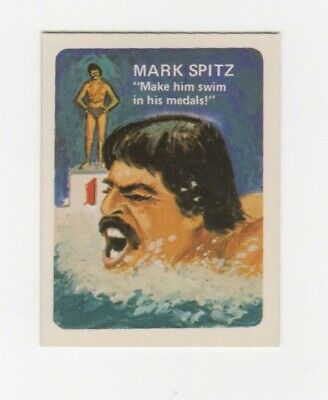 Milo Australia - Swimming Mark Spitz