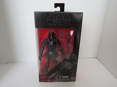 Hasbro Star Wars The Black Series 6-Inch Imperial Death Trooper Action Figure