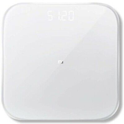Xiaomi Mi Smart Scale - Báscula inteligente con Bluetooth, blanco