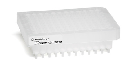 Agilent Captiva™ PP  96-well filter plates,  0.45 µL (UK) LAB (ANSYS)