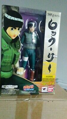 "Tamashii Nations S.H.Figuarts Rock Lee ""Naruto Shippuden"" Figure IT'S NEW!"