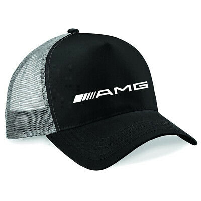 Mercedes AMG Inspired Logo Baseball Cap  Benz Formula 1 F1 Snapback Two Colours