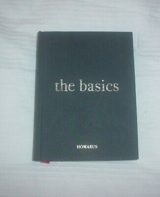 The Basics..by Filip Verheyden