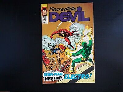 L'INCREDIBILE DEVIL N. 86 -  Editoriale Corno - OTTIMO + (rif. 448) 🙂