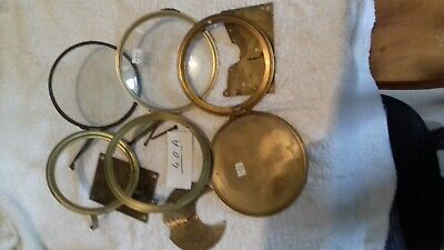 french drum clock parts