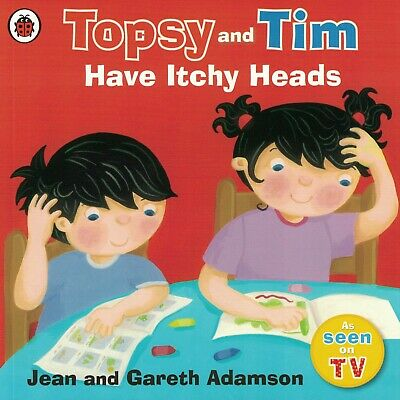 Young Children's First Experiences Picture Book: Topsy And Tim Have Itchy Heads