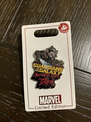 New Disney Parks AP Pin (DCA Guardians Galaxy Monsters After Dark) LE 2500