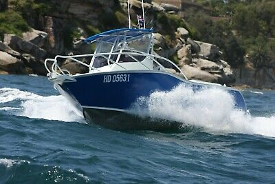 Boat Hire Sydney Harbour Offshore - Self Drive Fishing / Skippered for Cruising