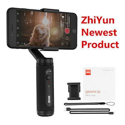 Zhiyun Smooth Q2 Mini Handheld Gimbal Stabilizer for iPhone Mobile Phone Selfie