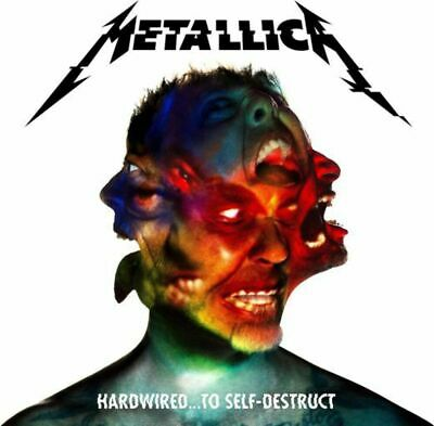 Metallica - Hardwired…To Self-Destruct (2CD) - CD - 2nd Hand