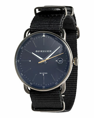 NEW QUIKSILVER™  Mens The Garage Club 42mm Watch Wrist Watches