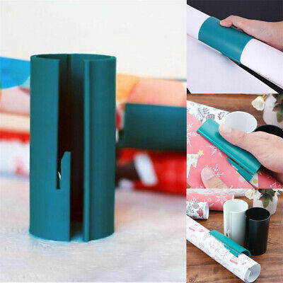 Wrapping Paper Cutter Sliding Roll Cutting Arts Package Paper Business Tool Gift